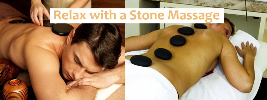 60 Minutes of Hot Stone Massage only